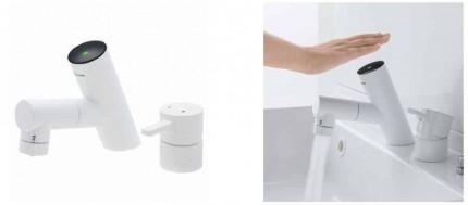 タッチレス水栓 (2)