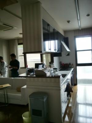 対面キッチンbf2