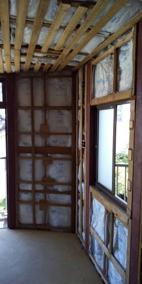 断熱材壁・天井