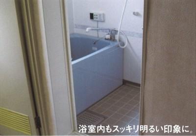 マンション浴室リフォームAF2