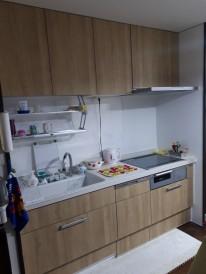 キッチンアフター写真