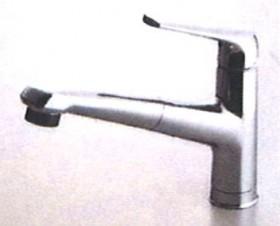 混合水栓ハンドシャワー