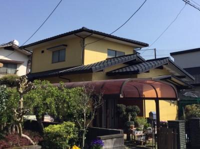 屋根リフォームのアフター写真