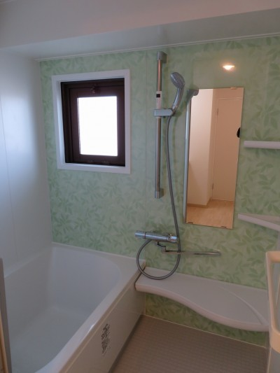 浴室リフォームのアフター写真