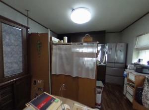 キッチンリフォーム前1