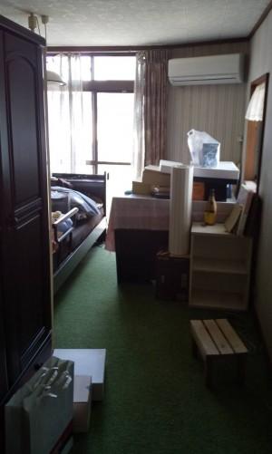 リフォーム前寝室