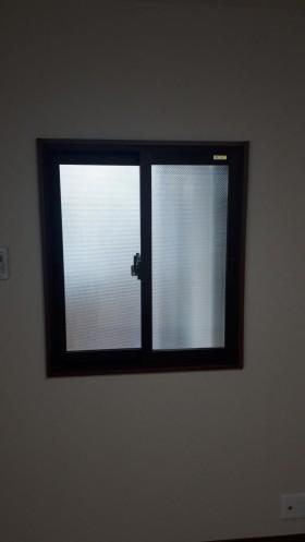 内窓インプラス新設(複層ガラス)