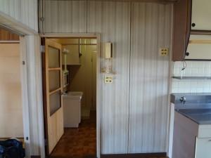 キッチン~廊下BF