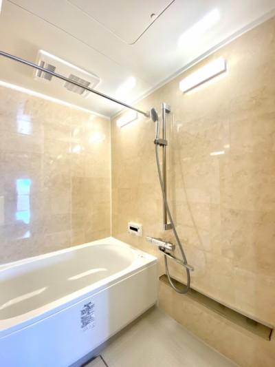 マンション浴室リフォーム後