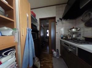 キッチンリフォーム前2