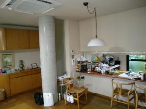 キッチンリフォーム前002