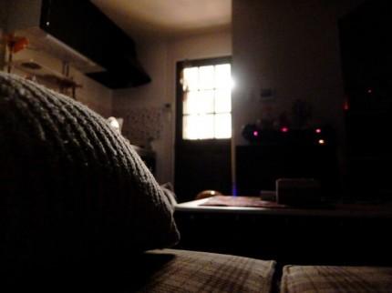 ソファーがある部屋の写真