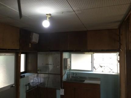 リアルト台所