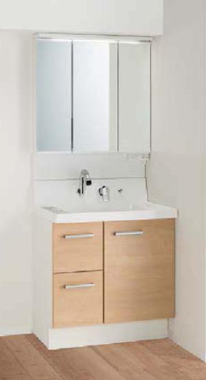 洗面化粧台ピアラw750