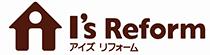 アイズリフォームのロゴです